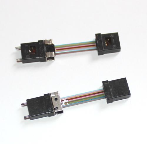带纤+MPO插芯
