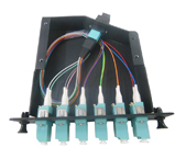 12芯MPO Cassette