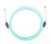 8芯MPO MT公头-MT母头OM3 50/125um多模AOC光缆
